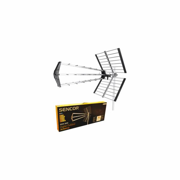 Venkovní anténa Sencor SDA-640