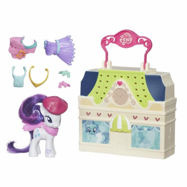 My Little Pony otevírací hrací set