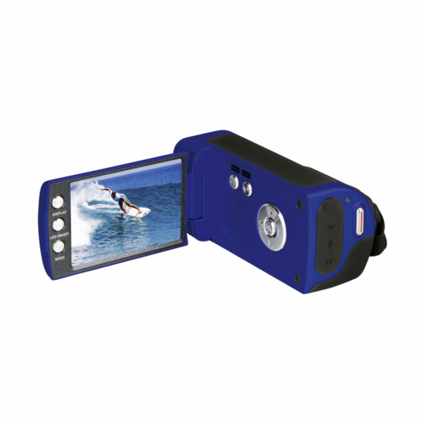 Kamera Easypix DVC5227 Flash modrá