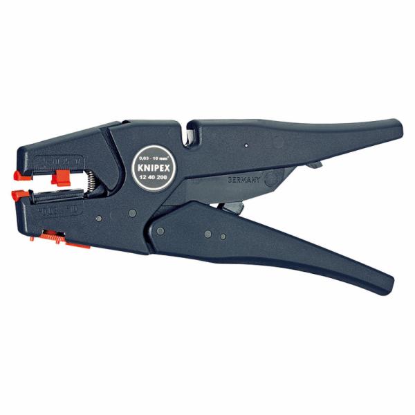 KNIPEX 1240200 kleště odizolovávací samostavitelné 0.03-10mm2