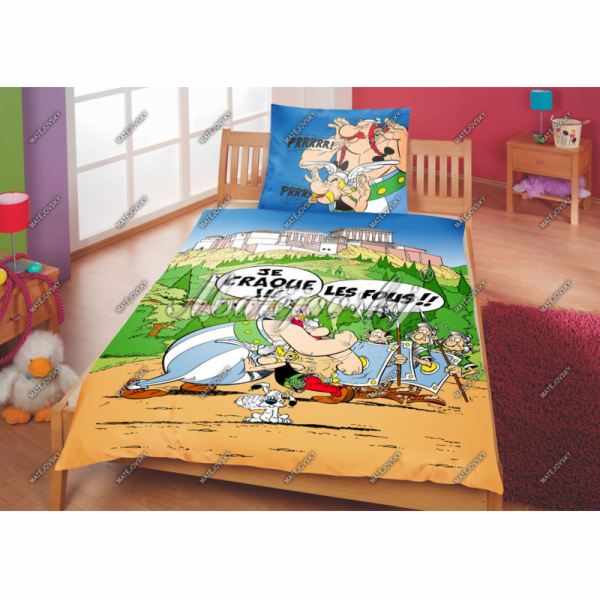 Dětské Povlečení Asterix DUEL