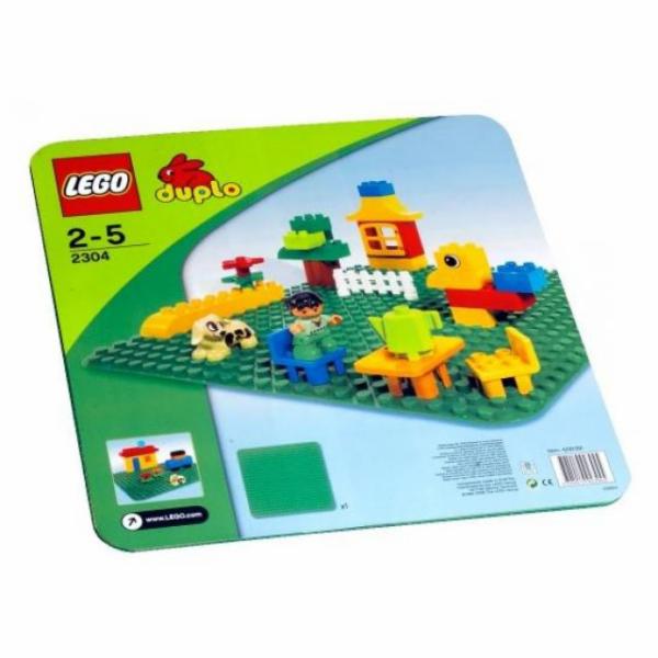 LEGO Velká zelená podložka na stavění (2304)