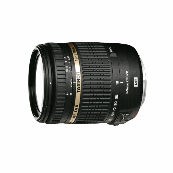 Objektiv Tamron 3,5-6,3/18-270 DI II VC PZD Nikon