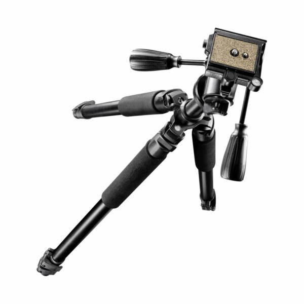 walimex pro FT-665T Tripod 185cm + Pro-3D Panhead