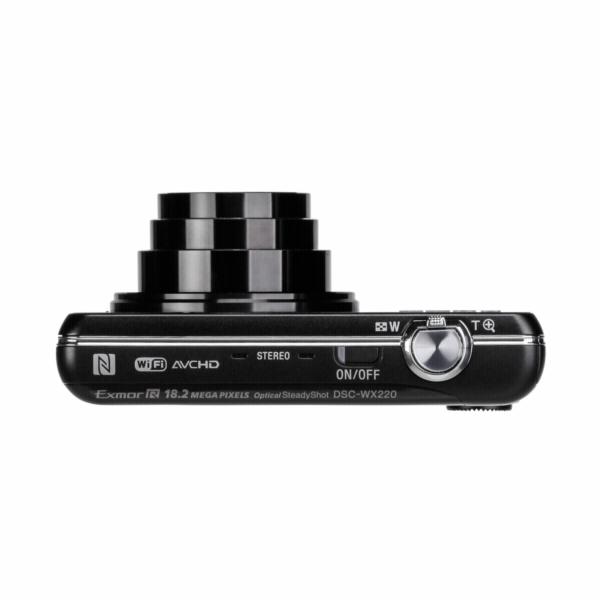 Fotoaparát Sony DSC-WX220 B černý