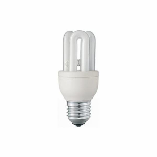 Úsporná žárovka Philips Genie E27/8W/827