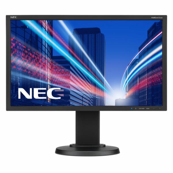 Monitor Nec MultiSync E224Wi-BK