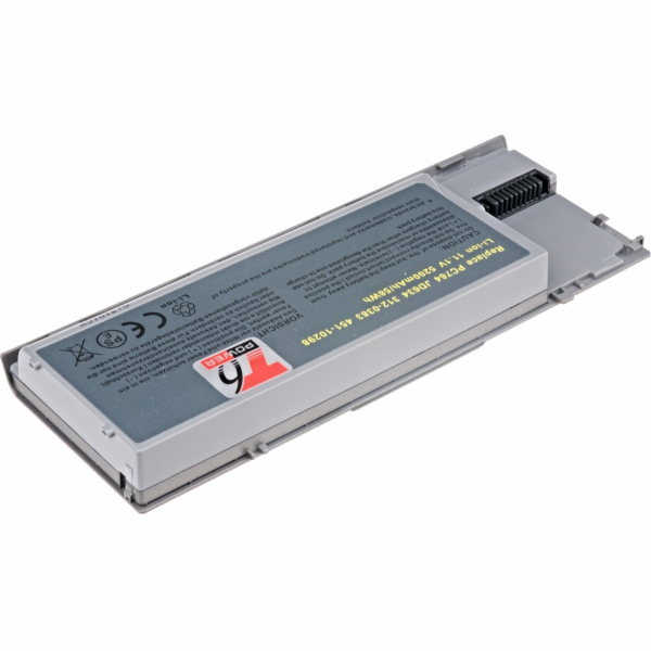 Baterie T6 power Dell Latitude D620, D630, Precision M2300, 6cell, 5200mAh