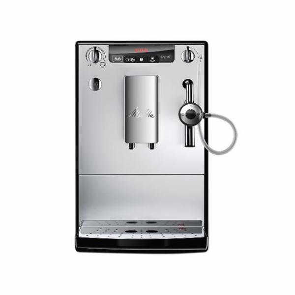 Kávovar Melitta Caffeo Solo & Perfect milk stříbrný-černý