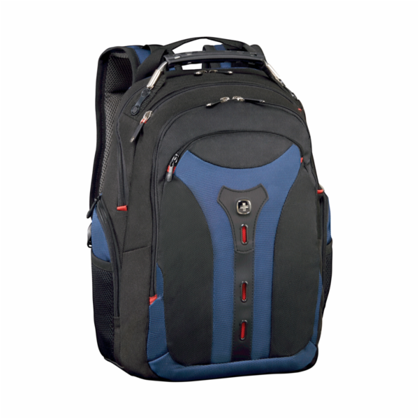 Wenger Pegasus 17 / 43,90 cm Laptop Backpack grey / blue