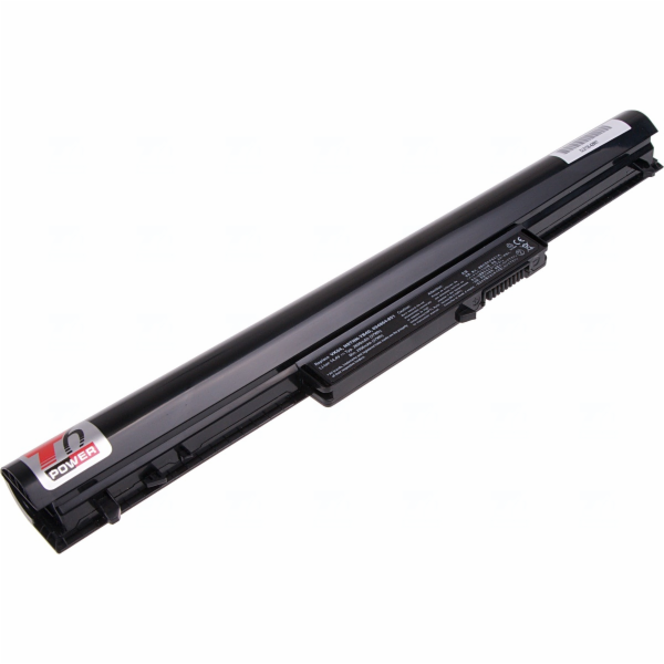 Baterie T6 power HP Pavilion Sleekbook 14, 15, Ultrabook 14-b, 15-b serie, 4cell, 2600mAh