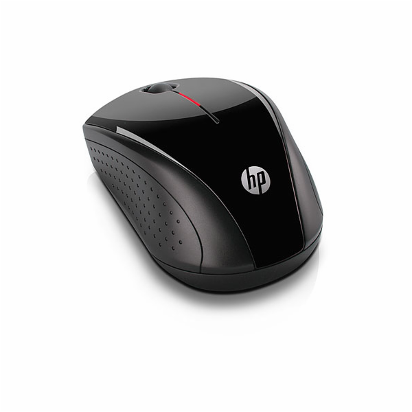 HP X3000 Black Wireless Mouse, H2C22AA