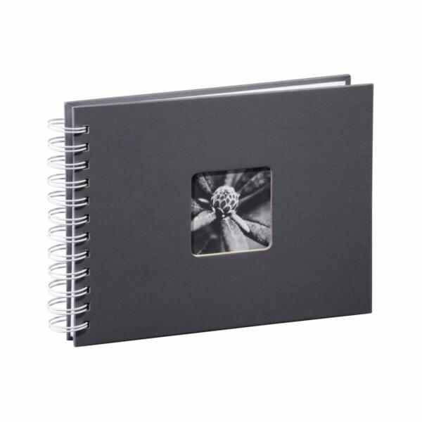 Hama Fine Art Spiral grey 24x17 50 white Pages 2111