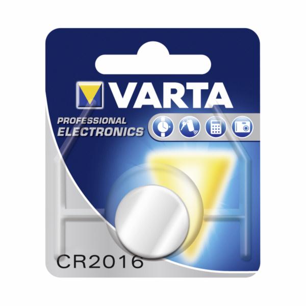 Baterie Varta CR 2016 VPE 10ks