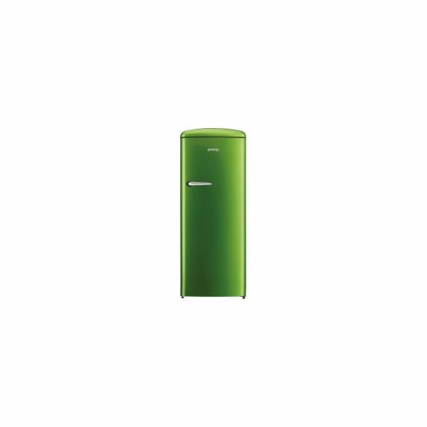 Chladnička Gorenje ORB153GR, lemon green