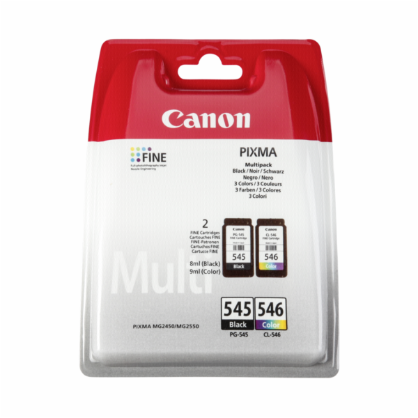 Canon PG-545 / CL-546 Multi Pack