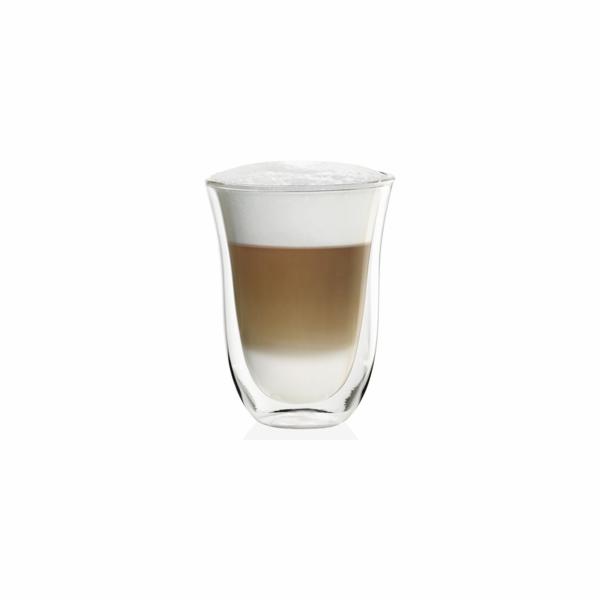 Sklenice DeLonghi Latte Macchiato 2ks