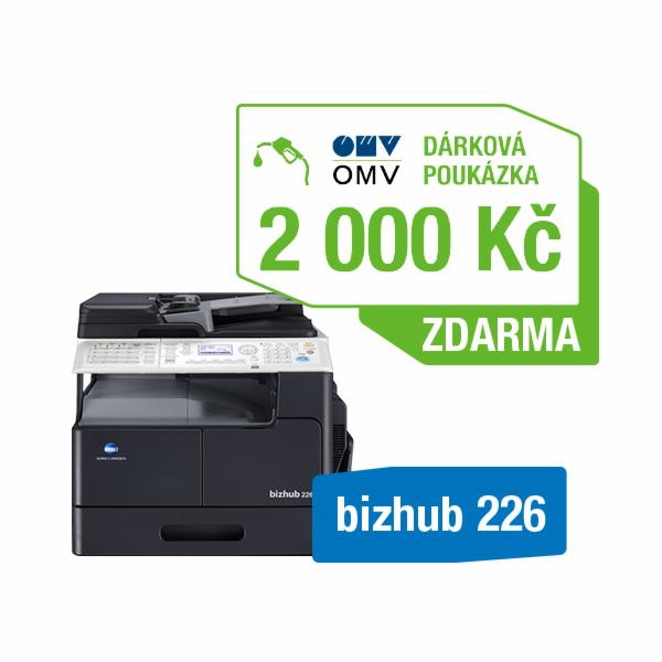 Konica Minolta Bizhub 226 set3 (Bizhub 226+OC-512+TN-118+NC-504+MK-749)