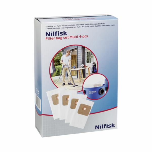 Filtrační sáčky Nilfisk-Alto Multi 107402336