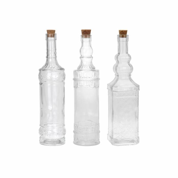sklenice zdobená na alkohol 740 ml