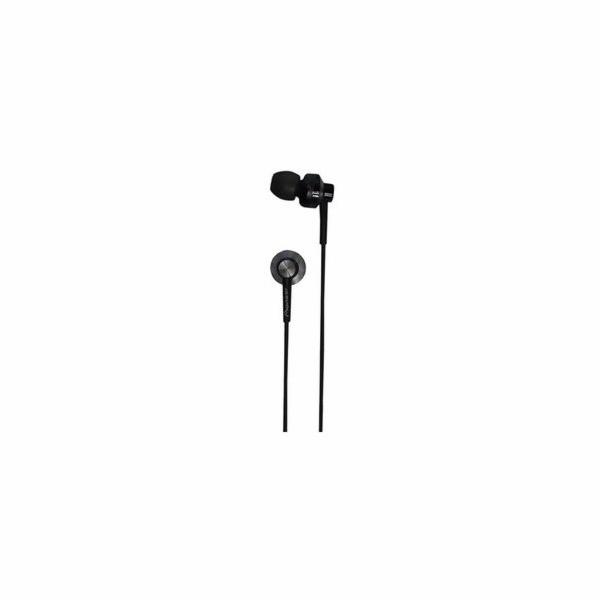 Pioneer špuntová sluchátka černá