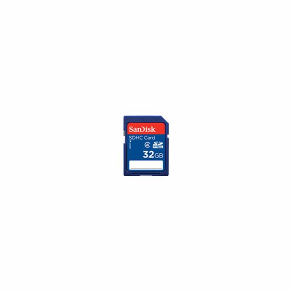 Paměťová karta SanDisk SDHC Card 32 GB