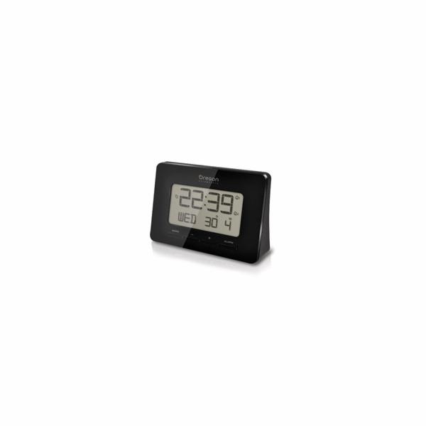 Oregon RM938-BK - digitální budík černý
