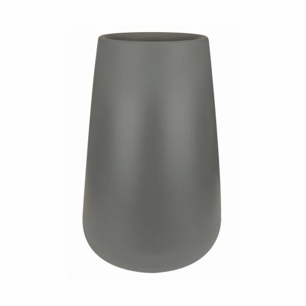 Květináč Elho pure cone high,55 cm, šedý