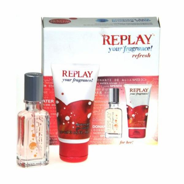 Toaletní voda Replay your fragrance! 20ml