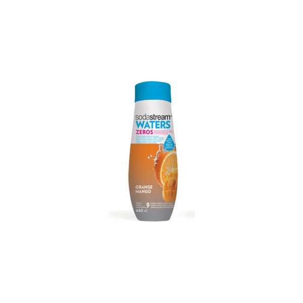 Příchuť ZERO Pomeranč-Mango 440 ml SODA