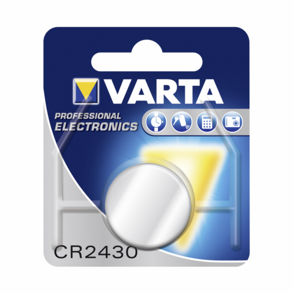 100x1 Varta electronic CR 2430 PU master box