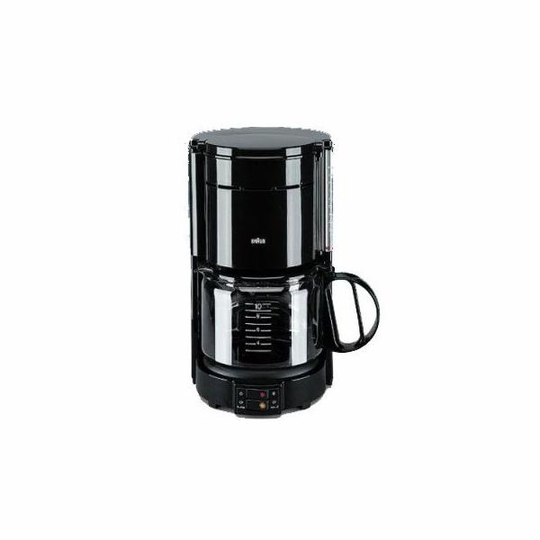 Kávovar Braun KF 47 černý