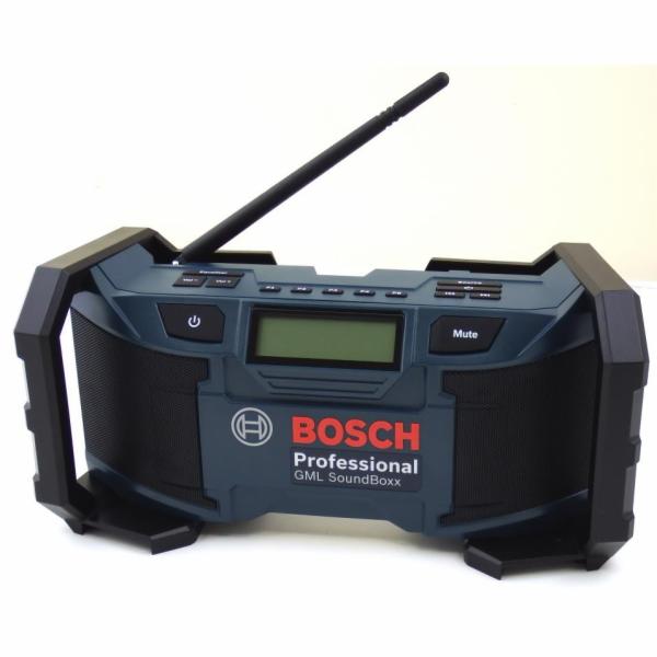 Rádio aku Bosch GML SoundBoxx (0601429900)