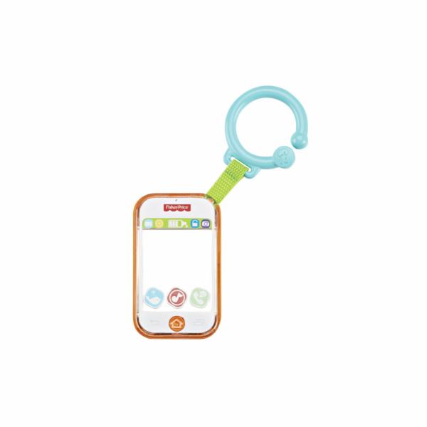 Fisher Price hudební telefon/klíče
