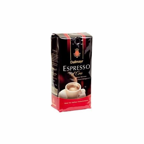 Káva Dallmayr Espresso d'Oro 1kg zrnková