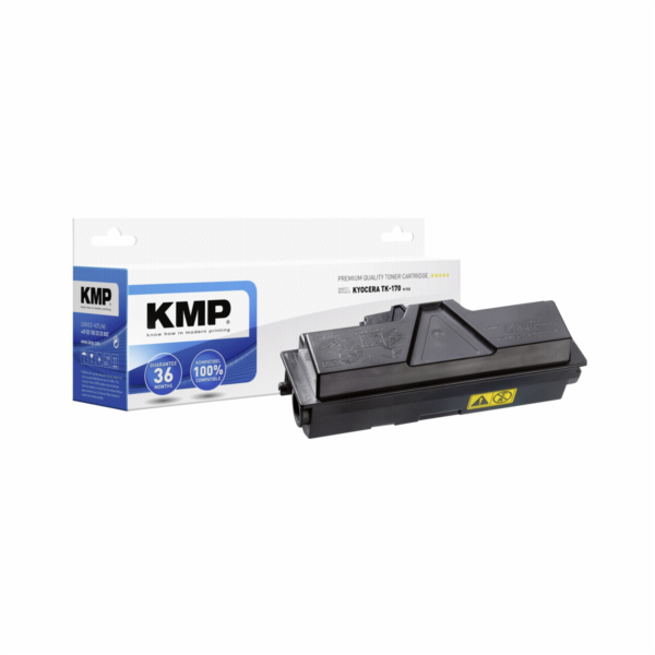 KMP K-T23 Toner black compatible with Kyocera TK-170