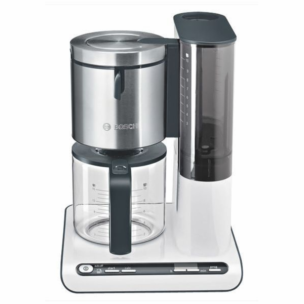 Kávovar Bosch TKA 8631 Styline bílý
