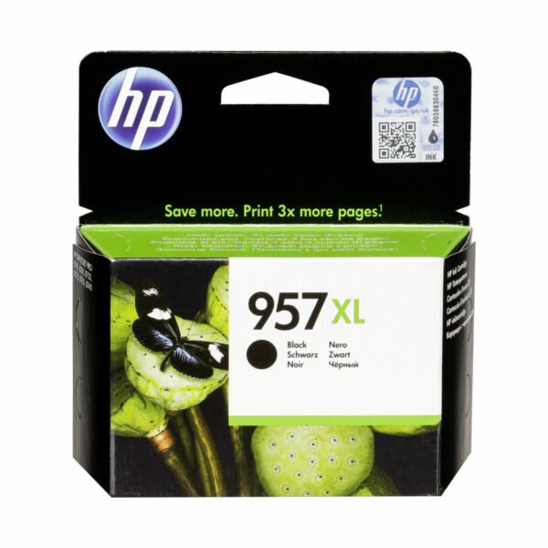 HP L0R40AE ink cartridge black No. 957 XL