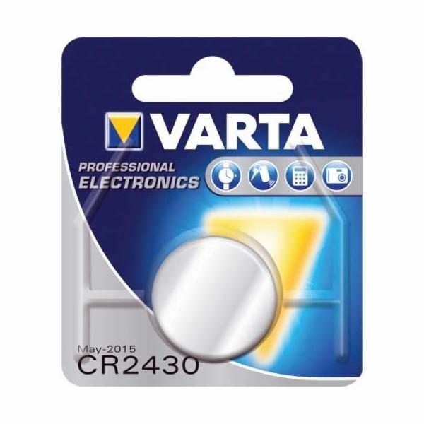 Baterie Varta CR 2430 VPE 10ks
