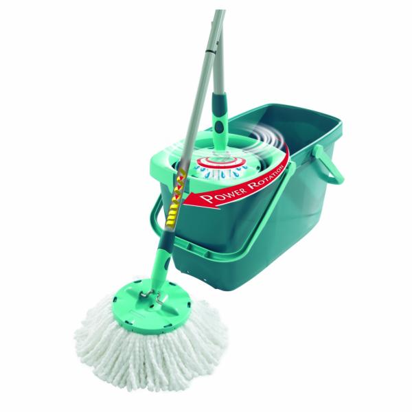 Mop a kbelík Leifheit Twist System Disc 52019