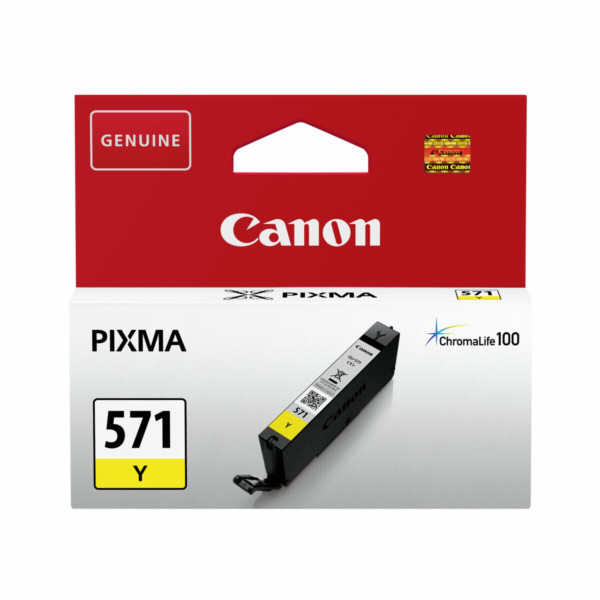 Canon CLI-571 Y yellow