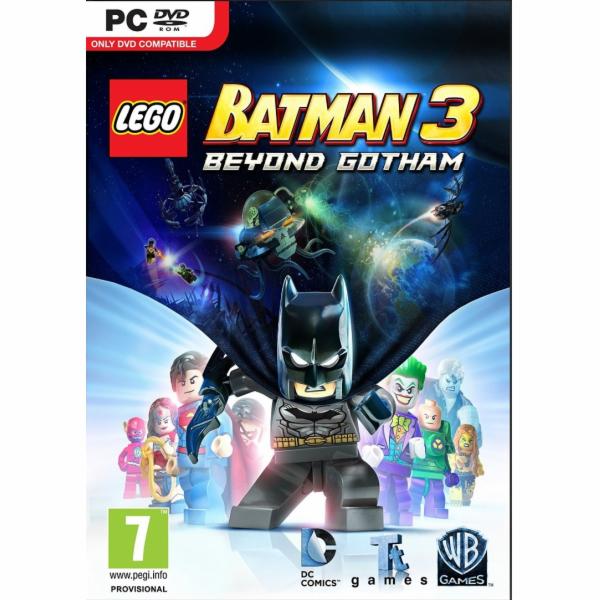 PC - LEGO Batman 3: Beyond Gotham