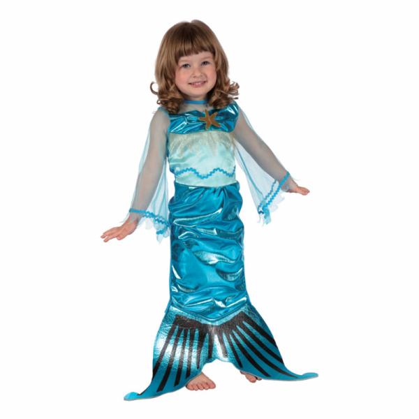 Kostým Mořská panna, velikost 92-104 cm