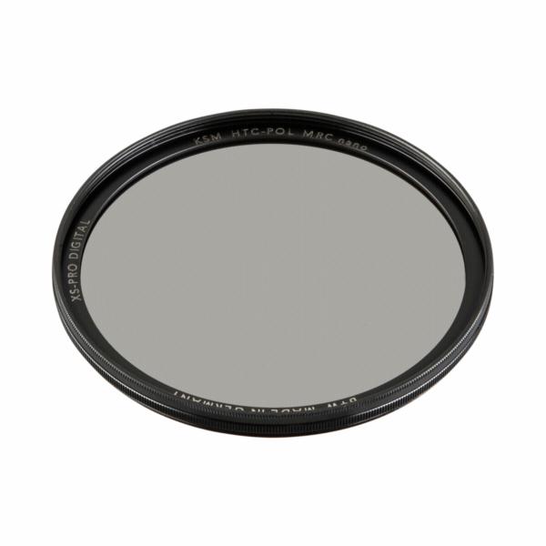 Filtr B+W XS-Pro Digital HTC cirkul. pol. filtr Käsemann MRC nano 77