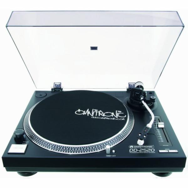 Omnitronic DD-2520