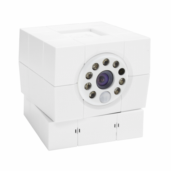 Amaryllo iCare FHD Personal Security Camera white