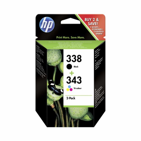 HP SD 449 EE inkoustova patrona c. 338 a 343