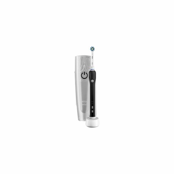 Oral-B Pro 750 CrossAction, Elektrische Zahnbürste
