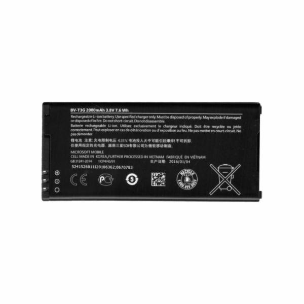 Nokia Baterie BV-T3G 2000mAh Li-Ion (Bulk)
