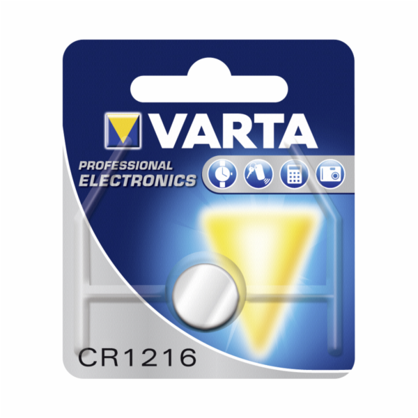 1 Varta electronic CR 1216